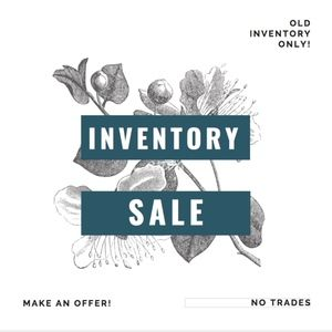 Inventory Clear Out Sale! Make An Offer!